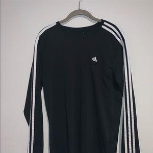 Adidas long sleeve athletic shirt